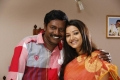 Karunas, Swetha in Chandamama Movie Stills