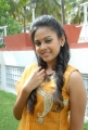 Telugu Actress Chandni Cute Photos in Churidar Dress