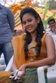 Actress Chandini Tamilarasan Photos at Kalicharan Movie Opening