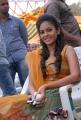Actress Chandini Tamilarasan Photos at Kalicharan Movie Launch