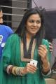 Actress Chandni Tamilarasan Cute Photos at Kaali Charan Audio Launch