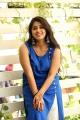 Actress Chandni Bhagwanani Blue Dress Images