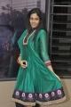 Chandini Tamilarasan Cute Stills in Green Churidar Dress