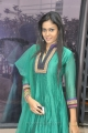 Tamil Actress Chandni in Green Salwar Kameez Stills