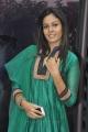 Chandni Cute Stills in Green Salwar Kameez