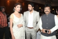 Shriya Saran, Prem Kumar, Vivek at Chandra Movie Audio Launch Stills