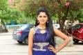 Actress Charishma Shreekar @ National Silk Expo 2018 Launch