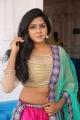 Actress Charishma Shreekar Stills @ Neethone Hai Hai Movie Opening