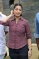 Actress Charmee New Photos at Prathighatana Shooting Spot