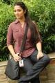 Actress Charmi Photos at Prathighatana Shooting Spot