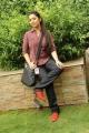 Actress Charmi Photos at Prathighatana Movie On Location