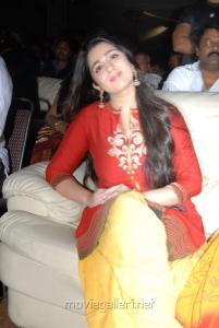 Actress Charmi Cute Stills in Red Dress