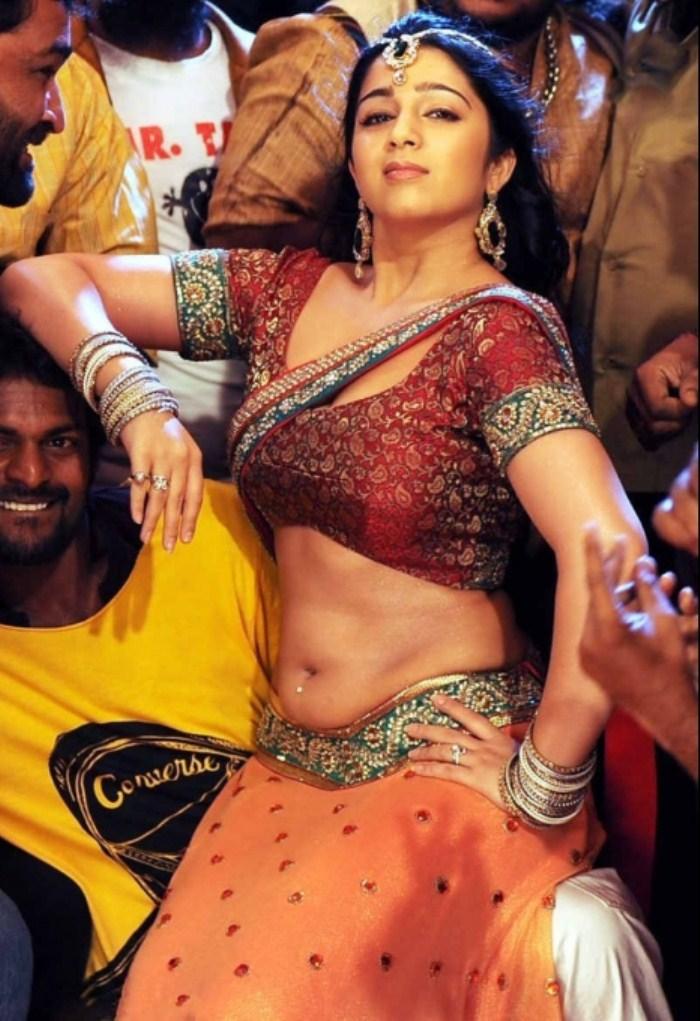 Actress Charmi Sakkubai Song Photos in Damarukam Movie