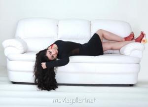 Charmi Hot Photos in Black Dress from Prema Oka Maikam