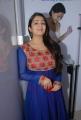 Beautiful Charmme in Blue Churidar Photos