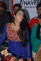 Actress Charmi in Blue Churidar Cute Stills