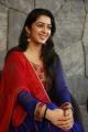 Actress Charmi Interview Photos about Jyothi Lakshmi Movie