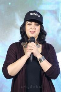 Actress Charmi HD Photos @ Mehbooba Naa Pranam Song Launch