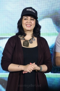 Actress Charmme Photos HD @ Mehbooba Naa Pranam Song Launch