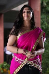 Beautiful Charmi Photos in Pink Langa Voni