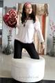 Telugu Actress Charmi Stills in Prema Oka Maikam Movie