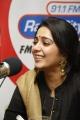 Actress Charmi at 91.1 FM Radio City for Jyothi Lakshmi Promotions