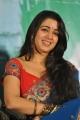 Actress Charmme Kaur Saree Stills @ Jyothi Lakshmi Success Meet