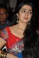 Actress Charmi in Saree Stills @ Jyothi Lakshmi Success Meet