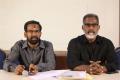 V Srinivasa Reddy, Banerjee @ Charuseela Movie Press Meet Stills