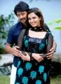 Actor Srikanth Actress Honey Rose Hot Romancing Stills