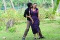 Srikanth, Honey Rose in Chatriyavamsam Movie Stills