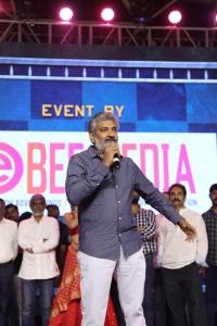 SS Rajamouli @ Check Movie Pre Release Event Stills