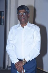 Producer V. Ananda Prasad @ Check Movie Pre Release Event Stills