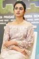 Actress Priya Prakash @ Check Movie Press Meet Stills