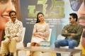Priya Prakash Varrier, Nithiin @ Check Movie Press Meet Stills