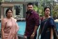 Jayasudha, Aravind Swamy, Jyothika in Chekka Chivantha Vaanam Movie Images HD