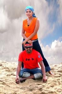 Asif Ali, Rima Kallingal in Chellathambi Movie Stills