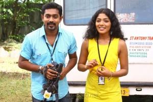 Asif Ali, Rima Kallingal in Chellathambi Tamil Movie Stills