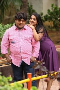 Suman Shetty, Pramodini in Chembu Chinna Satyam Movie Photos