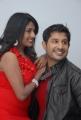 Amitha Rao, Sreeram Kodali at Chemistry Movie Audio Release Function Photos