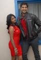 Amitha Rao, Sreeram Kodali at Chemistry Movie Audio Release Photos