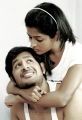 Sreeram Kodali, Amitha Rao in Chemistry Movie Hot Stills