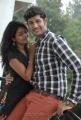 Sriram, Amitha Rao at Chemistry Movie Logo Launch Stills