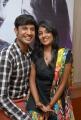Sriram, Amitha Rao at Chemistry Telugu Movie Logo Launch Stills