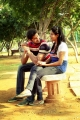 Sreeram Kodali, Amitha Rao in Chemistry Telugu Movie Stills