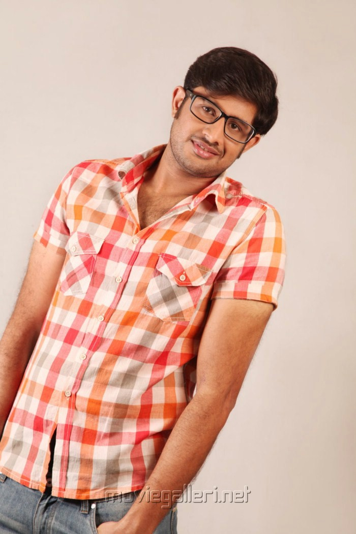 Actor Sreeram Kodali in Chemistry Telugu Movie Stills [ Gallery View ]