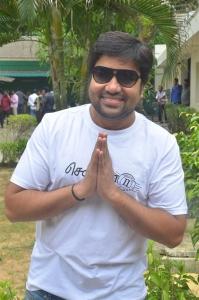 Actor Shiva @ Chennai 28 2nd Innings Press Meet Stills