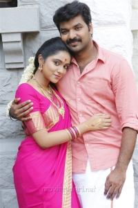 Jai, Sana Althaf in Chennai 28 II Movie Stills