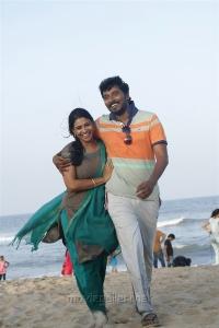 Anjena Kirti, Ajay Raj in Chennai 28 II Movie Stills