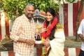 Vijayalakshmi @ Venkat Prabhu's Chennai 28 Part 2 Movie Pooja Stills